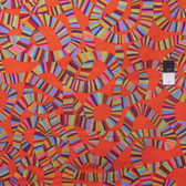 Brandon Mably PWBM049 Roller Coaster Orange Quilting Cotton Fabric By The Yard