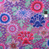 Kaffe Fassett PWGP148 Dream Purple Cotton Fabric 1 5/8 Yard