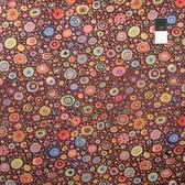 Kaffe Fassett GP01 Roman Glass Byzantine Cotton Fabric By The Yar