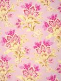 Jennifer Paganelli PWJP104 Nostalgia Kitty Pink Cotton Fabric By Yard