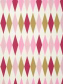 Jennifer Paganelli PWJP108 Nostalgia Jackson Pink Cotton Fabric By Yard