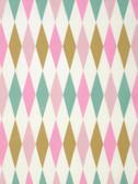 Jennifer Paganelli PWJP108 Nostalgia Jackson Green Cotton Fabric By Yard