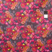Anna Maria Horner PWAH115 Mod Corsage Peonies Bright Cotton Fabric By Yd