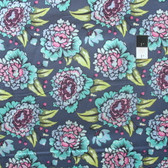 Tula Pink PWTP063 Elizabeth Astraea Sky Cotton Fabric By The Yard