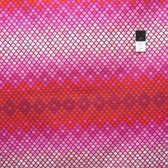 Tula Pink PWTP076 Eden Mosaic Magenta Cotton Fabric By The Yard