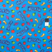 Springs Creative Nestle Runts Friends Toss Yellow Color Cotton Fabric By Yard