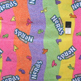 Springs Creative Nestle Rainbow Nerds Cotton Fabric By Yard