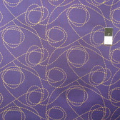 Windham 40383M Heavy Metal Purple Cotton Quilting Fabric By Yard