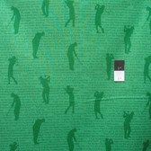 Windham 36404 Hole In One Golf Green Cotton Quilting Fabric By Yard