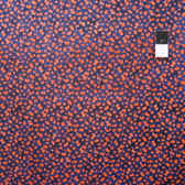 3 Wishes Monticello Red Floral Navy Quilting Cotton Fabric By Yard