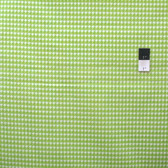 Springs Creative Houndstoot​h Green Fabric By Yard