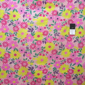 Jennifer Paganelli PWJP101 Caravelle Arcade Rebecca Fuchsi Cotton Fabric By Yard