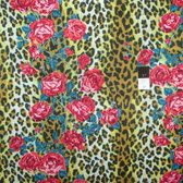 Anna Maria Horner Field Study Domestic Cat Coral Linen Fabric By Yard