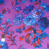 Philip Jacobs PWPJ074 Anne Marie Purple Cotton Quilting Fabric By Yard