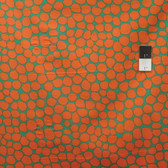 Brandon Mably PWBM053 Jumble Tangerine Quilting Cotton Fabric By The Yard