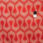 Heather Bailey True Colors PWTC037 Spark Scarlet Cotton Fabric By The Yard