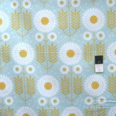Joel Dewberry PWJD121 Wander Prairie Bloom Maize Cotton Fabric By Yd