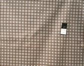 Dena Designs DF51 Leanika Mod Circles Brown Fabric 1 1/2 Yard