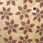 Kathy Doughty PWMO005 Flock Together Paisley Flower Contemporary Fabric By Yd
