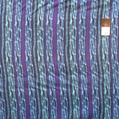 Nel Whatmore PWNW083 Ghost Beads Blue Cotton Fabric By Yard