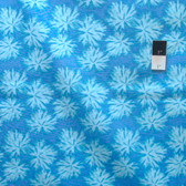 Nel Whatmore PWNW084 Ghost Geranium Blue Cotton Fabric By Yard
