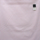 Tanya Whelan TW43 Delilah Dots White Cotton Fabric By The Yard