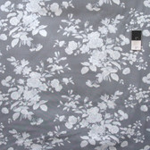 Tanya Whelan PWTW142 Shade Of Rose Toile Gray Cotton Fabric By The Yard
