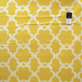Dena Designs PWDF090 Taza Tanika Yellow Cotton Fabric By Yard