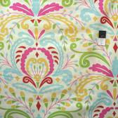 Dena Designs DF100 Kumari Garden Sujata Pink Cotton Fabric By Yard