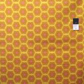 Anna Maria Horner PWAH091 Folk Song Little Honey Gold Cotton Fabric By Yd