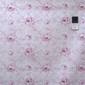 Verna Mosquera PWVM097 Billet Doux Climbing Vine Cream Cotton Fabric By Yd