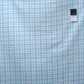 Verna Mosquera PWVM107 Rosewater Summer Plaid Pool Cotton Fabric By Yd