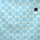 Dena Designs DF90 Kumari Garden Tarika Blue Cotton Fabric By Yard