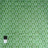 Dena Designs PWDF255 Winterland Sprig Green Cotton Fabric By Yard