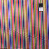 Jane Sassaman Spring Fever PWJS102 Sassy Stripes Rainbow Cotton Fabric By Yard