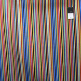 Jane Sassaman Spring Fever PWJS102 Sassy Stripes Mexican Cotton Fabric By Yard