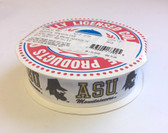 "ASU Appalachian State University Grosgrain Ribbon 3 Yds 7/8"" Wide"