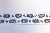 "Looney Tunes Grosgrain Ribbon 50 Yards 1 1/2"" Wide"