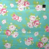Tanya Whelan PWTW101 Chloe Rose Vine Green Cotton Quilting Fabric By Yard