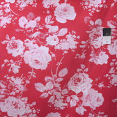 Tanya Whelan PWTW136 Shade Of Rose Royal Rose Red Cotton Fabric By The Yard