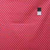 Tanya Whelan PWTW141 Shade Of Rose Dot Red Cotton Fabric By The Yard