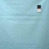 Tanya Whelan PWTW141 Shade Of Rose Dot Teal Cotton Fabric By The Yard