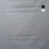 Tanya Whelan PWTW141 Shade Of Rose Dot Gray Cotton Fabric By The Yard