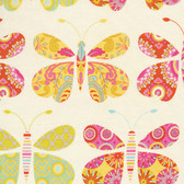 Dena Designs DF96 Kumari Garden Sacha Pink Fabric By Yard