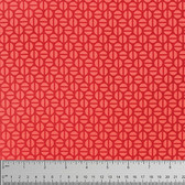 Heather Bailey True Colors PWTC036 Divvy Dot Poppy Cotton Fabric By Yard