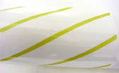 "Diagonal Stripe Cellophane Wrap 30"" x 100'"