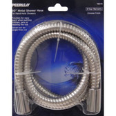 "Peerless 76041 60"" Replacement Metal Hose For Hand Held Showers"
