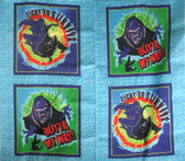 Springs Creative King Kong Pillow Panels Cotton Fabric By The Yard