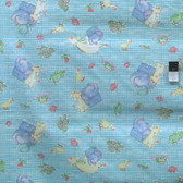 Springs Creative Little Pond Juvenile 100% Cotton Fabric By The Yard