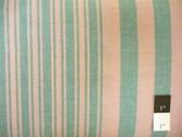 Kaffe Fassett Woven 2 Tone Stripe Green Cotton Fabric By The Bolt
